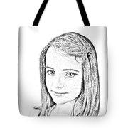 My Secret Tote Bag