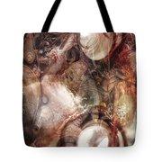My Senseless Meat  Tote Bag