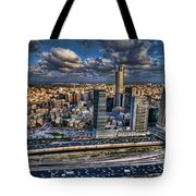 My Sim City Tote Bag