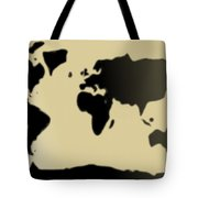 My #3 Simple World Tote Bag