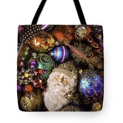 My Special Christmas Ornaments Tote Bag