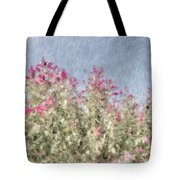My Spring Garden - Impressionism Tote Bag
