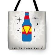 My Super Soda Pops No-05 Tote Bag