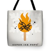 My Superhero Ice Pop - Ghost Rider Tote Bag