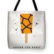 My Superhero Ice Pop - The Thing Tote Bag
