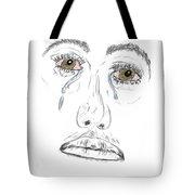 My Tears Tote Bag