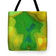 My Teddy Bear - Digital Painting - Abstract Tote Bag