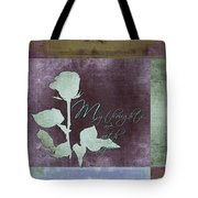 My Thoughts Are With You Card  Tote Bag