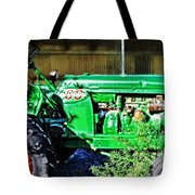 My Tractor Tote Bag