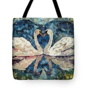 My True Love Hath My Heart Tote Bag