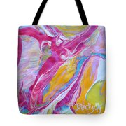 My Turn To Fly Tote Bag