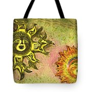 My Two Suns Tote Bag