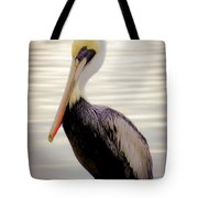 My Visitor Tote Bag by Karen Wiles