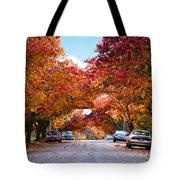 My Way Home.... Tote Bag