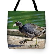 My What Big Feet You Have Tote Bag