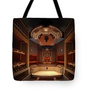 Myerson Symphony Center Auditorium - Dallas Tote Bag