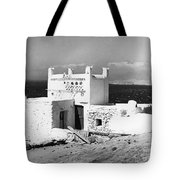 Mykonos Terrace.  Tote Bag