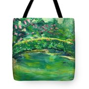 Mynelle Gardens Tote Bag