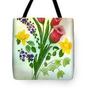 Myriad Colors Tote Bag