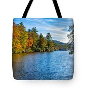 Myriad Colors Of Nature Tote Bag