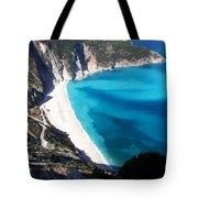 Myrtos Tote Bag