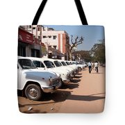 Mysore Taxis Tote Bag
