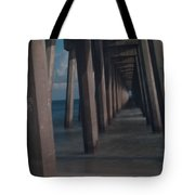 Myst Under The Pier Tote Bag