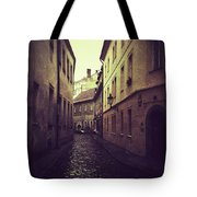 Mysteries Abound Tote Bag