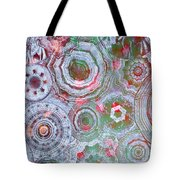 Mysterious Circles 3 Tote Bag