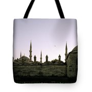 Mysterious Istanbul Tote Bag