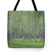 Mysterious Marshlands Tote Bag