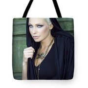 Mysterious Obsession Palm Springs Tote Bag