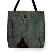 Mysterious Wall Tote Bag