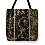 Mystery Lady Tote Bag