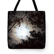 Mystery Of Moonlight Tote Bag