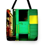 Mystery Ride Tote Bag