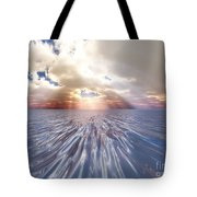 Mystery Sea Tote Bag