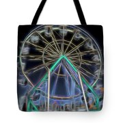 Mystery Wheel - 1 Tote Bag