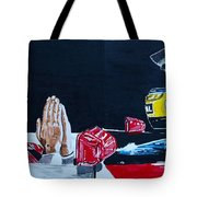 Mystic Ayrton Senna Tote Bag