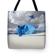 Mystic Blue 11 Tote Bag