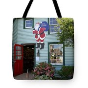 Mystic Christmas Shop - Connecticut Tote Bag
