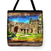 Mystic Church - Featured In Comfortable Art Group Tote Bag