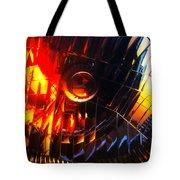 Mystic Headlight Tote Bag