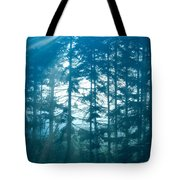 Mystic Light Tote Bag