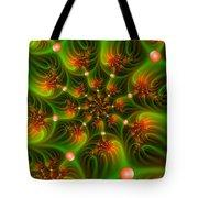 Mystic Lights Tote Bag