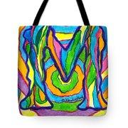 Mystic M Tote Bag