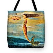 Mystic Mermaid IIi Tote Bag