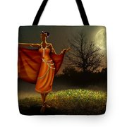 Mystic Moonlight V2 Tote Bag