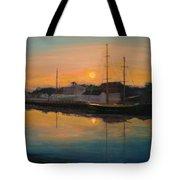 Mystic Morning Tote Bag