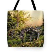 Mystical Arbor Tote Bag
